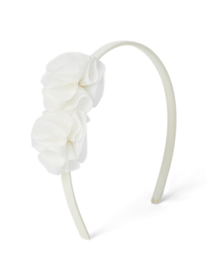 Chiffon pom-pom headbands