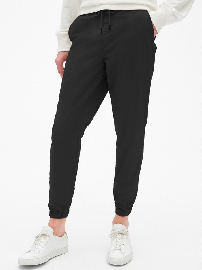 Twill Jogger Pants with GapFlex