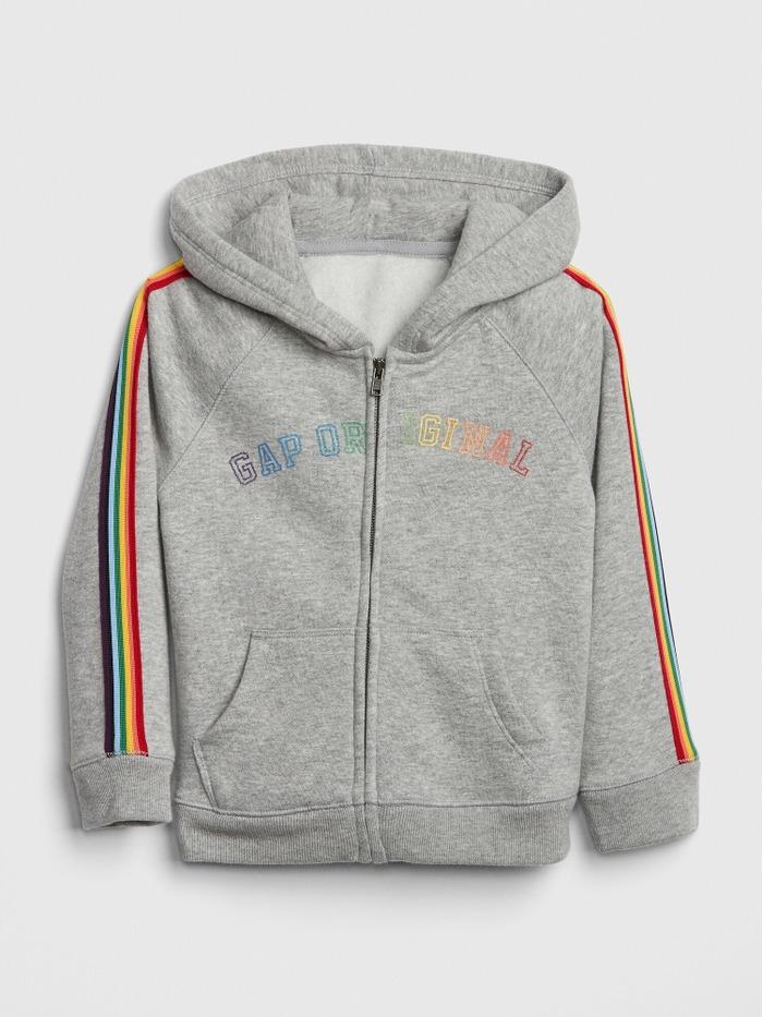 Gap Logo Embroidered Hoodie Sweatshirt