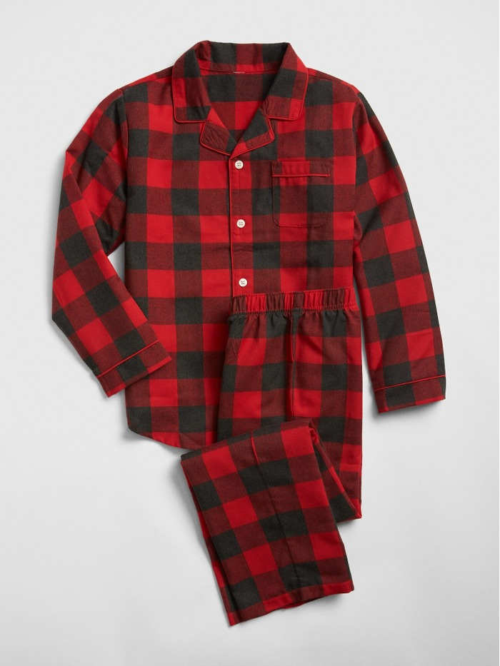 Buffalo Plaid PJ Set