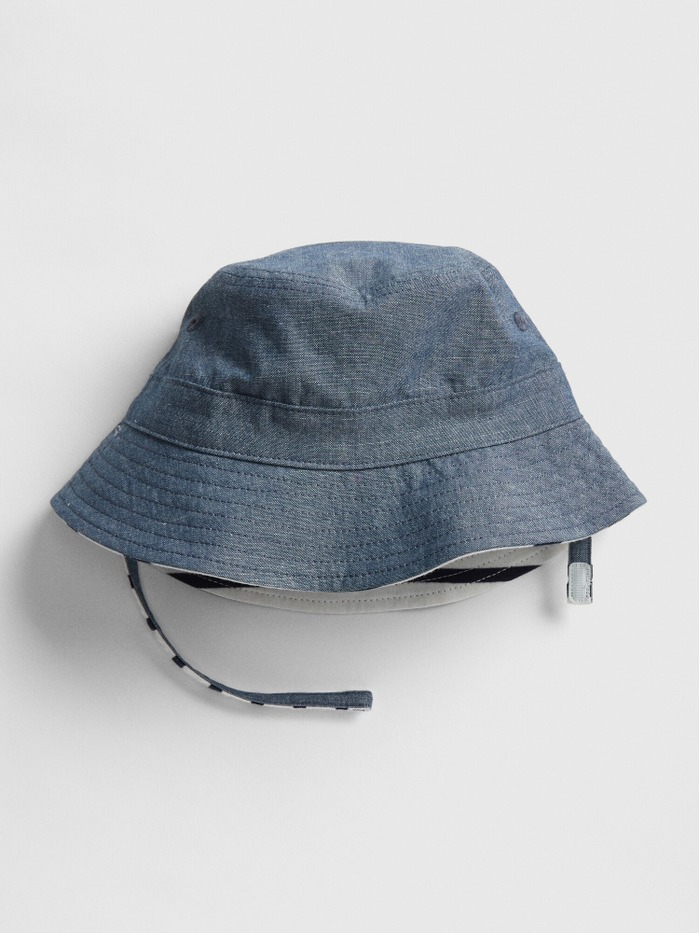 Baby Reversible Bucket Hat