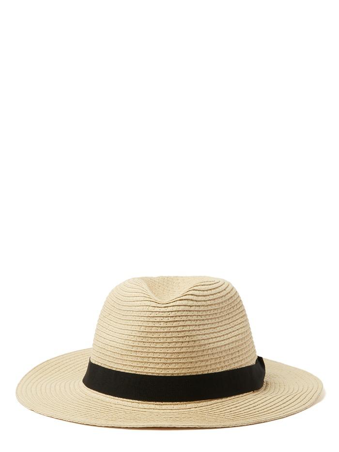 Di Paglia, Cappello Di Panama
