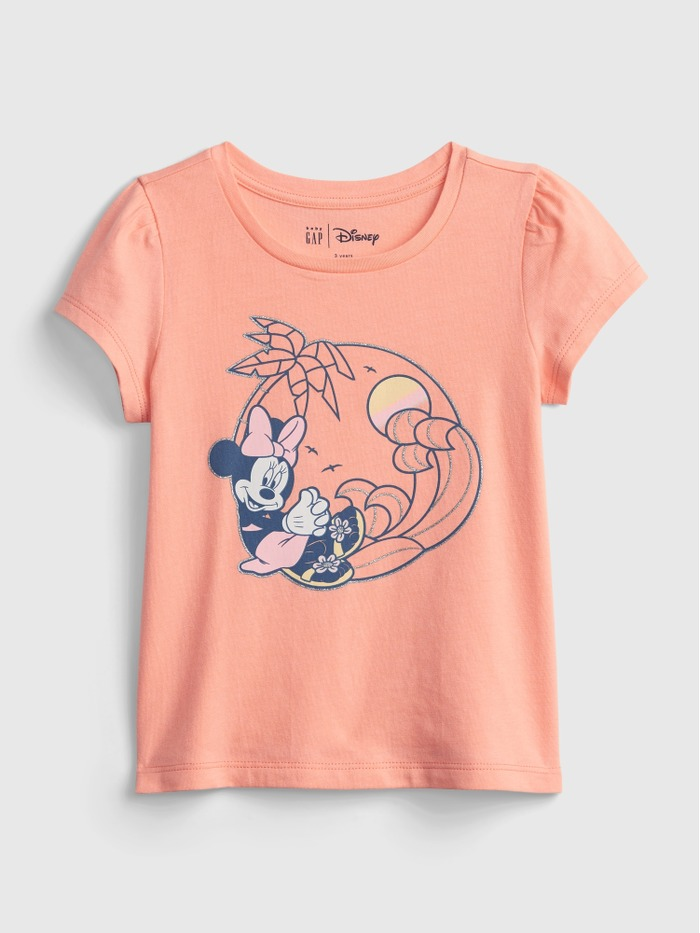 babyGap &#124 Disney Minnie Mouse Mix and Match Graphic T-Shirt