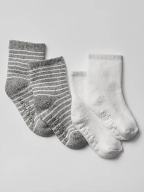 Favorite ribbed socks (2-pack)