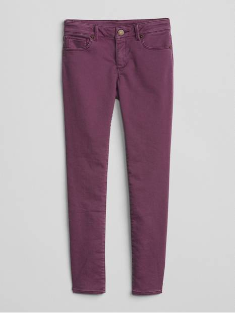 Super Skinny Jeans in Color