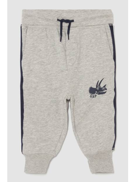 Graphic Pull-On Joggers