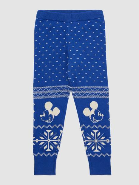 GapKids &#124 Disney Mickey Mouse Sweater Leggings