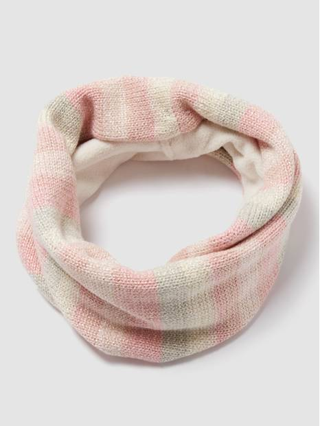Crazy Stripe Neckwarmer