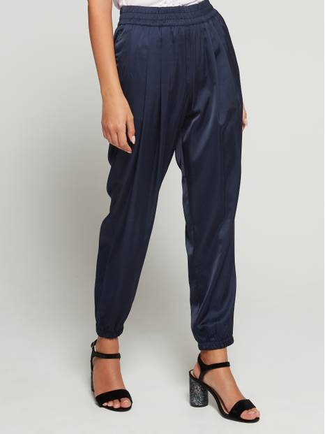 Pull-On Drapey Joggers