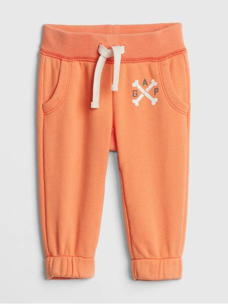 Baby Graphic Pull-On Pants