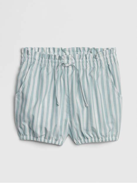Toddler Stripe Bubble Shorts