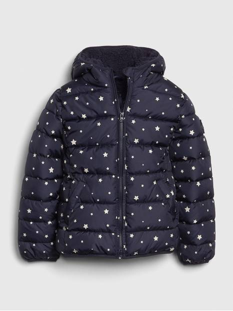 Kids ColdControl UltraMax Down Puffer