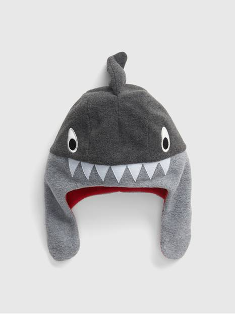 Kids Shark Trapper Hat