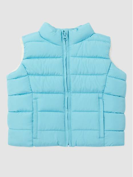 Kids Cozy Full-Zip Vest