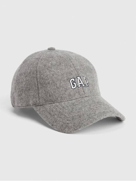 Gap Logo Wool Baseball Hat