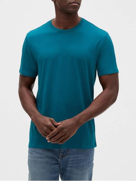 Everyday Short Sleeve Crewneck T-Shirt