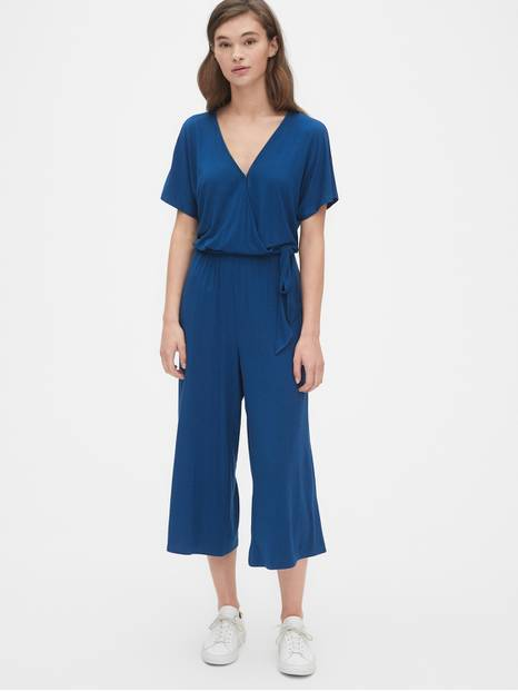 Wrap Jumpsuit