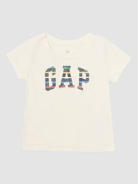 ToddlerGap Metallic Arch Logo T-Shirt