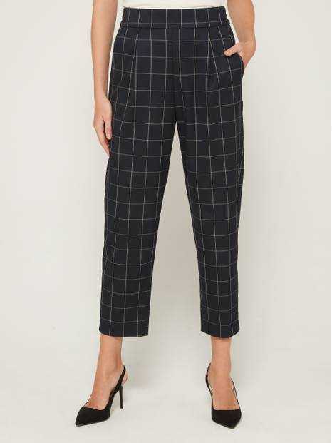 Slim-Fit Pull-On Pants