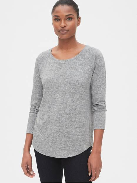 Softspun Raglan Sleeve T-Shirt
