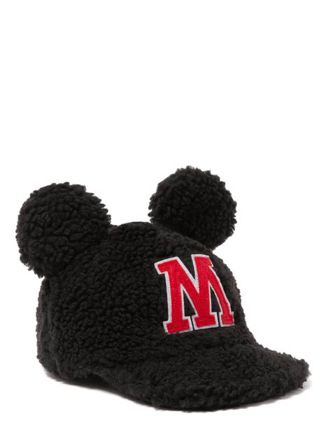 BabyGap Disney Mickey Mouse Sherpa Baseball Hat