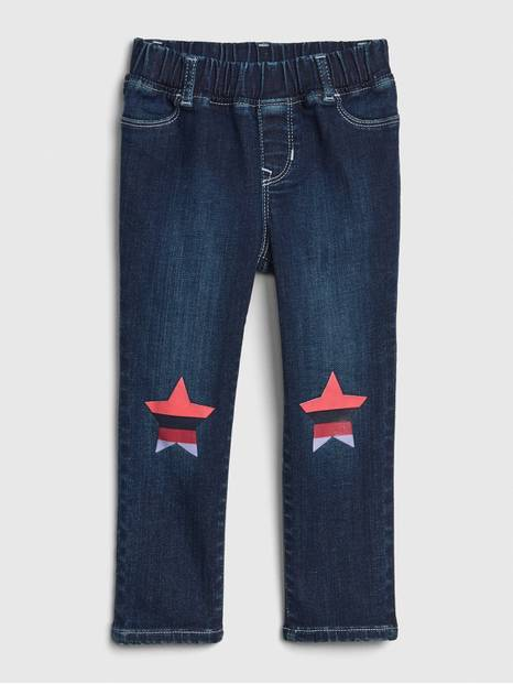 Toddler Star Jeggings with Fantastiflex