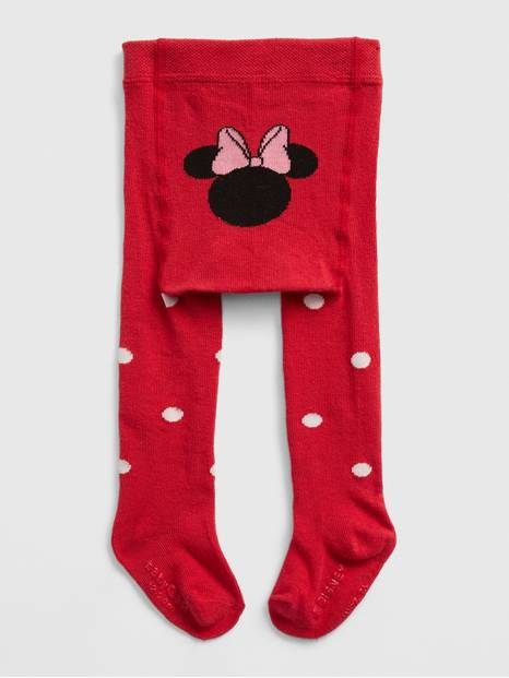babyGap &#124 Disney Minnie Mouse Tights