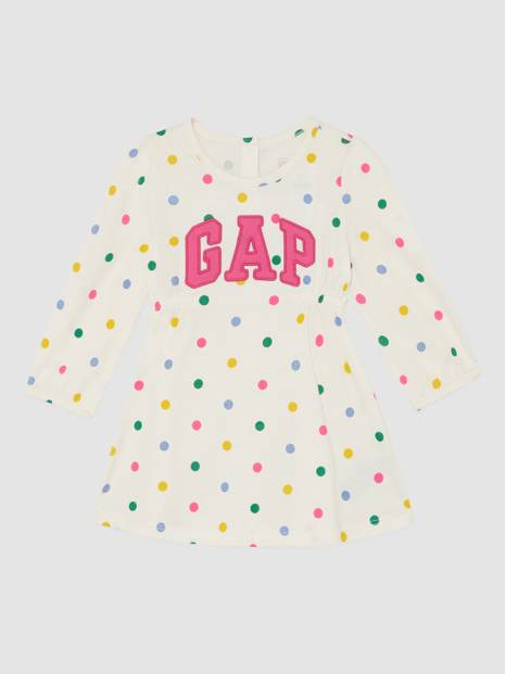 Baby Gap Arch Logo Dress