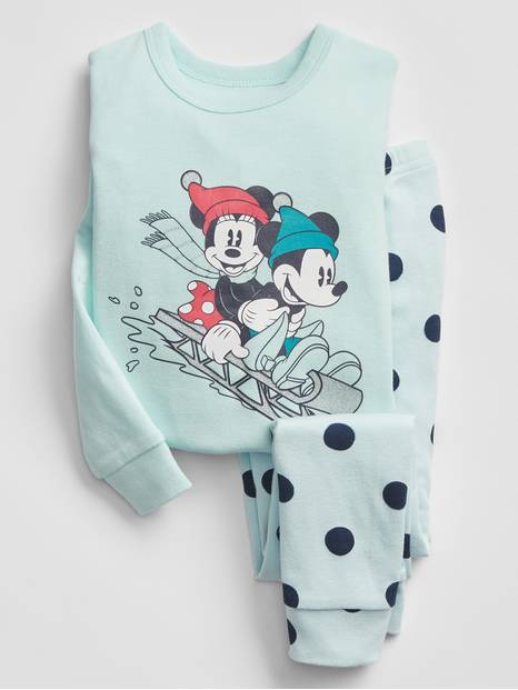 babyGap &#124 Disney&#153 Graphic PJ Set