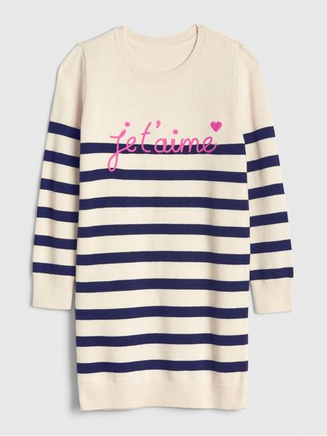 Kids Love Sweater Dress