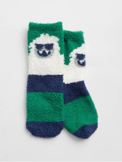 Kids Cozy Crew Socks