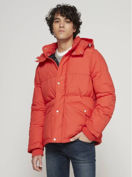 Heavyweight Hooded Puffer Jacket