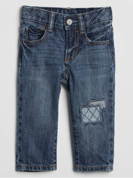 Baby Straight Jeans