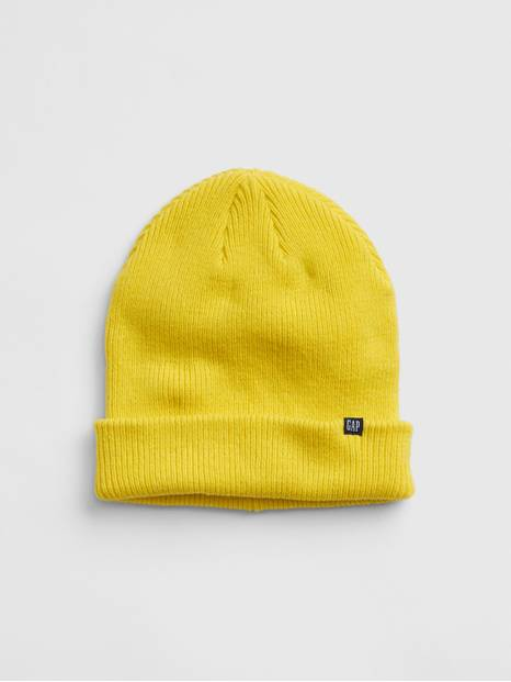 Double-Knit Beanie