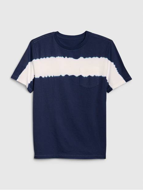 Kids Pocket Short Sleeve T-Shirt