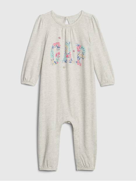 Baby Gap Logo Graphic Bodysuit