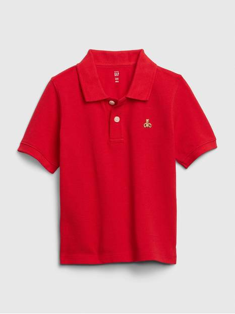 Toddler Brannan Bear Polo Shirt