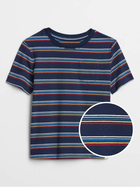 Toddler Patch Pocket T-Shirt