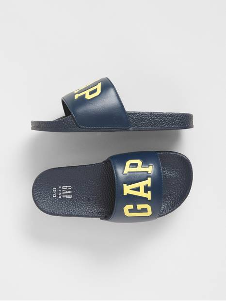 Kids Gap Logo Pool Slides