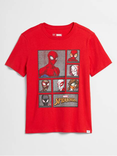 GapKids &#124 Marvel&#153 Shield T-Shirt