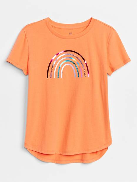 Kids Sequin T-Shirt