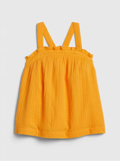 Kids Gauze Tank Top