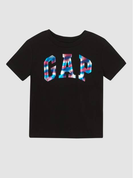 Toddler Interactive Gap Logo T-Shirt