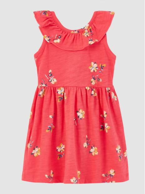 Toddler Ruffle Skater Dress