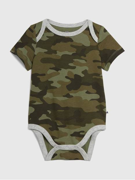 Baby Mix and Match Print Bodysuit