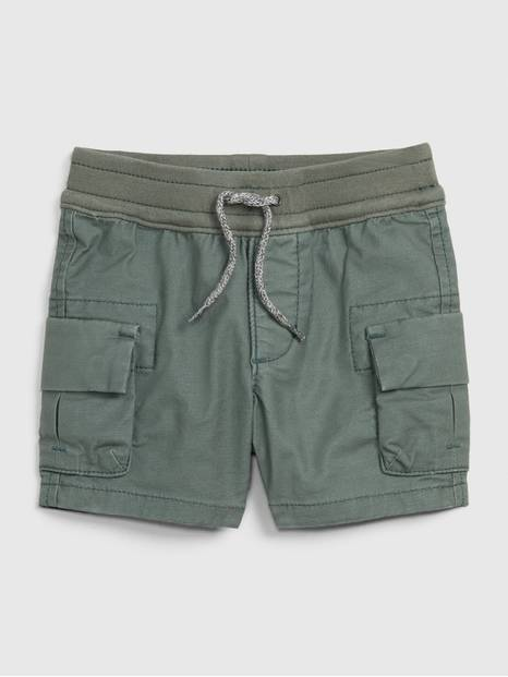 Baby Pull-On Cargo Shorts
