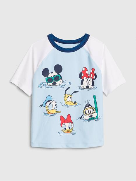 babyGap &#124 Disney Short Sleeve Rash Guard