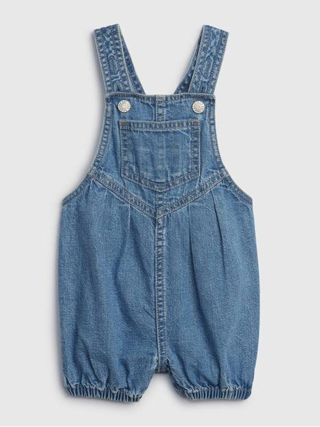 Baby Denim Shortall