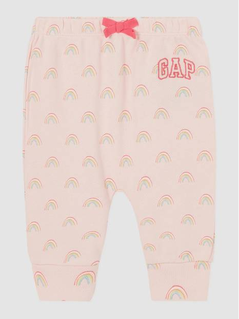 Baby Arch Logo Rainbow Pull-On Pants