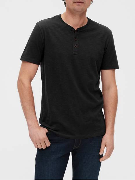 Lived-In Henley T-Shirt